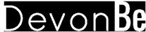 DevonBe-Logo-White-Half-Size
